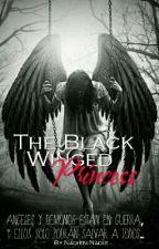 The Black Winged Princess...[AD I] by NadieniNadie