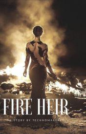 Fire Heir by technomakerz
