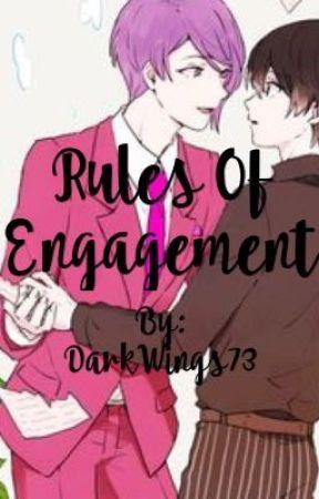 Rules of Engagement: BOOK 2 [Tokyo Ghoul: Female!Kaneki x Tsukiyama] by DarkWings73