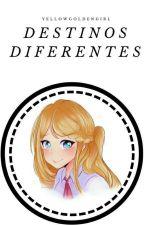 Destinos Diferentes Freddoy. -TERMINADA- by -YellowGoldenGirl