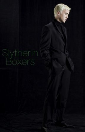 Slytherin Boxers by JustCoke