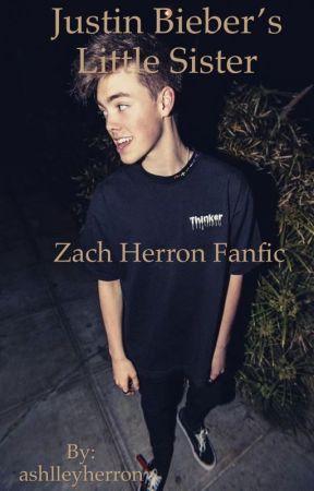 Justin Bieber's Little Sister { Zach Herron } by ashlleyherron