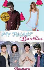 Secret Sister of Liam Payne     #Wattys2017 by Laetiii_Horan