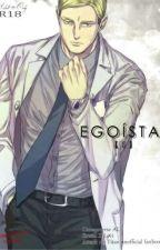 Egoista 2, Omegaverse Doujinshi Levi x Erwin by MarilnSangerDeYcaza