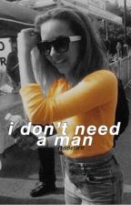 i don't need a man → jerrie by rzddieforit