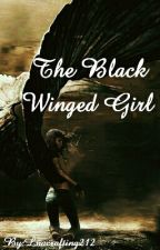 The Black Winged Girl  by Lnacrafting212