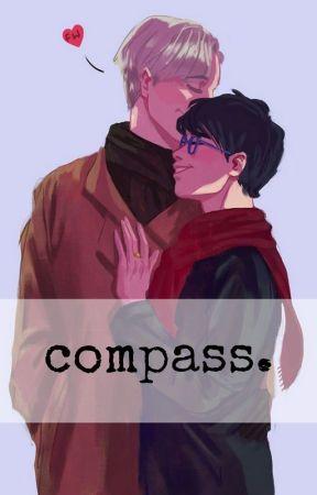 compass. // a viktuuri au by TheDerpyUnicornGamez
