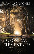 Cronicas Elementales: El altar del druida (PARTE 2) by shoyii1