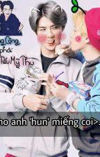 (AllHun): Đoản KTX EXO. by KillyChanHun