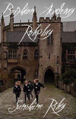 Brighton Academy Roleplay by Sunshine-Riley