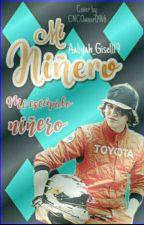 MI NIÑERO ( Christopher Velez )  by Aaliyah_Gisell19