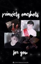 Prinxiety Oneshots For You by jinnieoclock