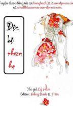 Độc bộ thiên hạ (Lí Hâm) by vietnhan1606