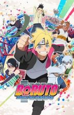 INVISIBLE - Boruto y Tu- by Dark_Chan_030