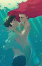 The Hot boy vs the Mermaid girl by Potato_chan01