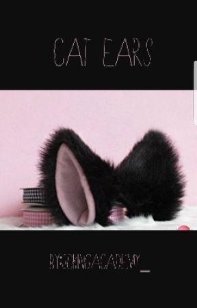 CAT EARS - taegi - by jokingacademy_