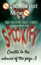 Spookify-True Philippine horror stories by Meisaz