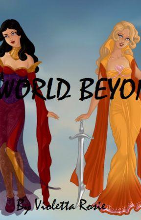 A world beyond by violetta_rosie