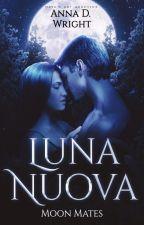 Moon Mates - Luna Nuova  by Artemide01