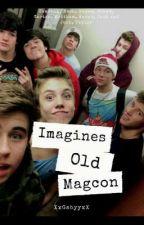 Imagines Old Magcon {Concluído} by XxGabyyxX