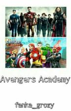 Marvel Avengers Academy by fanka_grozy