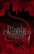 Die Zwillings-Prophezeiung  (Harry Potter) by -Devil-Angel-