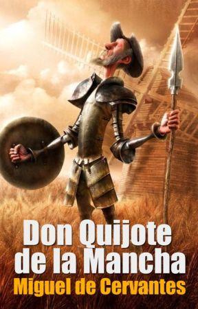 Don Quijote de la Mancha by dominiopublico
