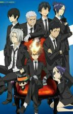 Just a normal day for Vongola by Thecatleader