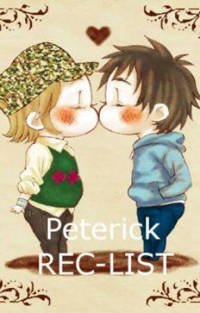 Peterick Rec-List! by PrettyInPunkXO