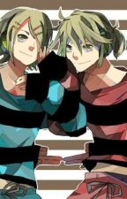 HARUHI HAS TWIN BROTHERS?! (OHSHC x Male reader!) by Crying-Tea314
