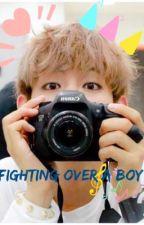 Fighting over a boy (vxeveryone) by _fluffytaetae