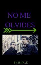 No me olvides ( short fanfic Wigetta ) by srita_k