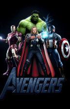 Zostań ze mną I Avengers by kingaanna125