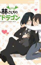 Fafnir x Takiya- [Fluff Fanfiction] - Miss Kobayashi's Dragon Maid by mintalin-kun