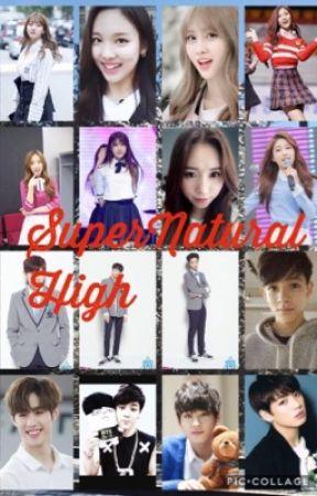 SuperNatural High by Adara11