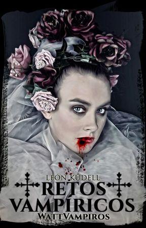 Retos Vampíricos by NinaKudell