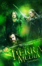 El Hobbit | ESDLA: Recomendaciones De Fanfics by Galedhel_