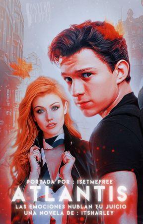 ATLANTIS | Peter Parker by -itsharley