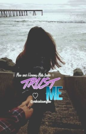 Trust me || Max and Harvey fanfic ♡ by rcindrop