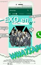 EXO en WhatsApp by unicxrnlay__