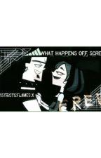 What Happens Off Screen (A Total Drama Action Duncan X Gwen Fanfic) by sibunaingwbu