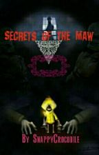 [Little nightmares] Secrets of the Maw by GlitterReptile