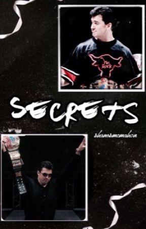 secrets » s. mcmahon book series by shanesmcmahon