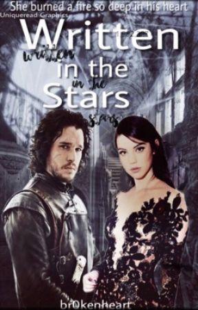 Written In The Stars // Jon Snow by br0kenheart