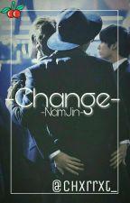 -Change- NamJin by Chxrrxt_