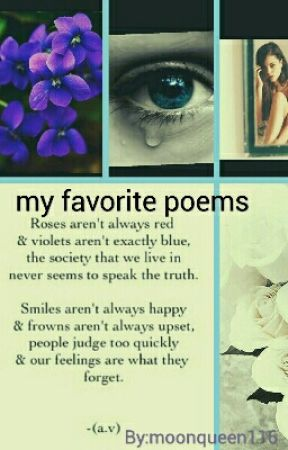 My Favorite Poems A Poison Tree Wattpad