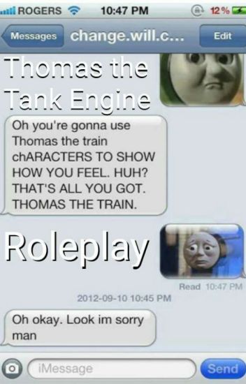 Thomas And Friends Roleplay