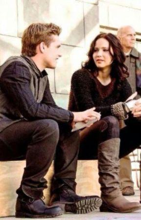 Peeta & Katniss by RevivalintheDark