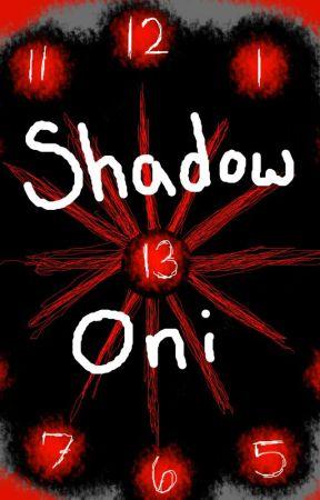 ShadowOni by NinjaTurtleManiac