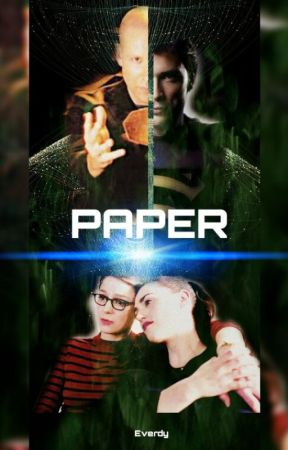 PAPER (SUPERCORP) by Everdy42